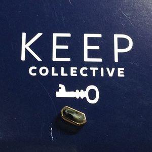 KEEP Collective Charm - Mini Geo Bar - Larvike